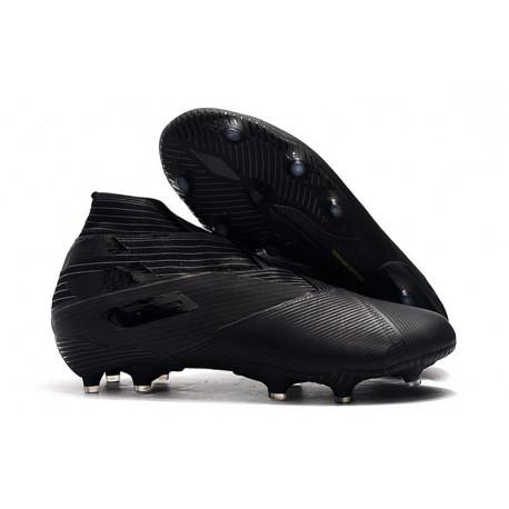 adidas Nemeziz 19+ FG Boot All Black