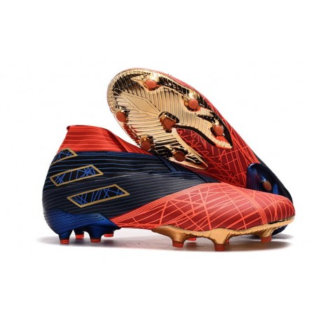 adidas Nemeziz 19+ FG Boot Spider-Man Limited Edition
