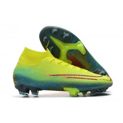 Nike Mercurial Superfly VII Elite SE FG Soccer Boot Dream Speed 002