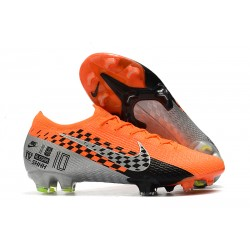 Nike Mercurial Vapor XIII 360 Elite FG Orange Chrome Black