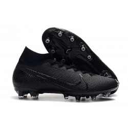 Nike Mercurial Superfly VII Elite AG-PRO Artificial-Grass Black
