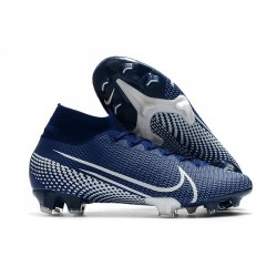 Nike Mercurial Superfly VII Elite SE FG Soccer Boot Blue White