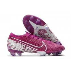 Nike Mercurial Vapor XIII 360 Elite FG Purple White