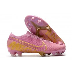 New Nike Mercurial Vapor 13 Elite FG ACC Pink Gold