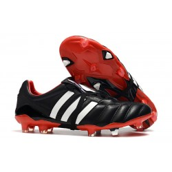 Adidas Predator Mania FG Black Red White