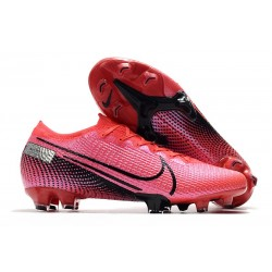 New Nike Mercurial Vapor 13 Elite FG ACC Laser Crimson Black