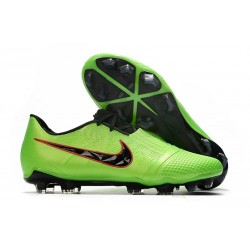 Nike Phantom Venom Elite FG Shoes -Green Strike Black