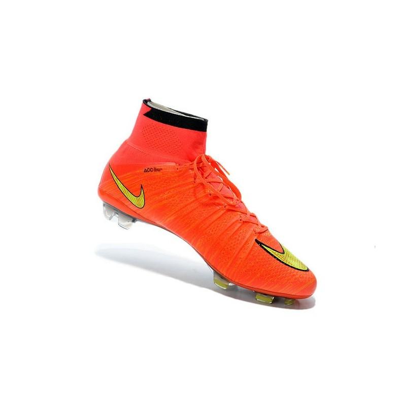 Populaire Cristiano Ronaldo Nike Mercurial Superfly 4 FG Football Boots  TS51