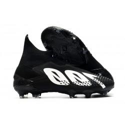 Men's Adidas Predator Mutator 20+ FG Black White