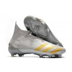 Men's Adidas Predator Mutator 20+ FG Grey Gold