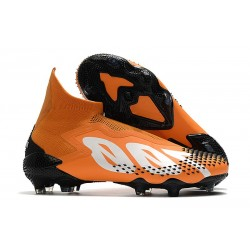 Men's Adidas Predator Mutator 20+ FG Orange White