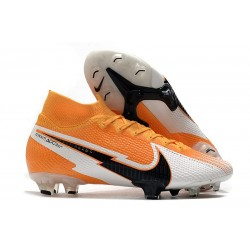 Nike Mercurial Superfly 7 Elite Dynamic Fit FG Daybreak - Laser Orange Black White