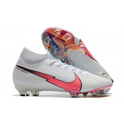 Nike Mercurial Superfly 7 Elite Dynamic Fit FG White Flash Crimson