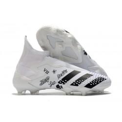 Adidas New Predator Mutator 20+ FG White Black