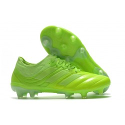 adidas Copa 20.1 FG News Soccer Boot Signal Green White