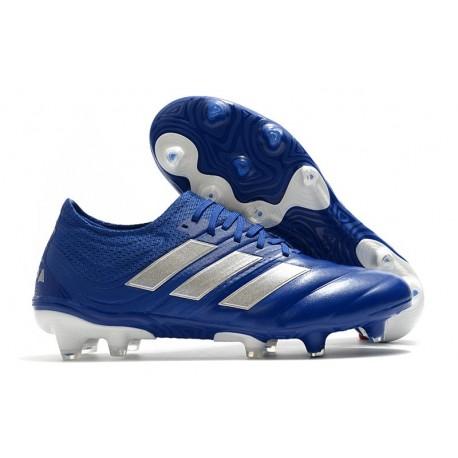 adidas Copa 20.1 FG News Soccer Boot Team Royal Blue Silver Metallic