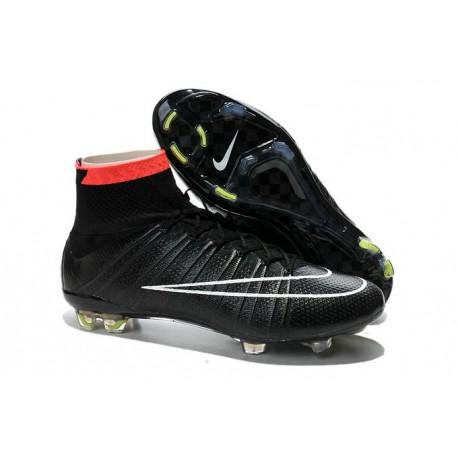bb518f48e40ec Cristiano Ronaldo Nike Mercurial Superfly 4 FG Football Boots in Black