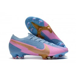 News Nike Mercurial Vapor 13 Elite FG - Blue Pink Gold