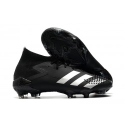 adidas Predator Mutator 20.1 FG Shoes Black Silver