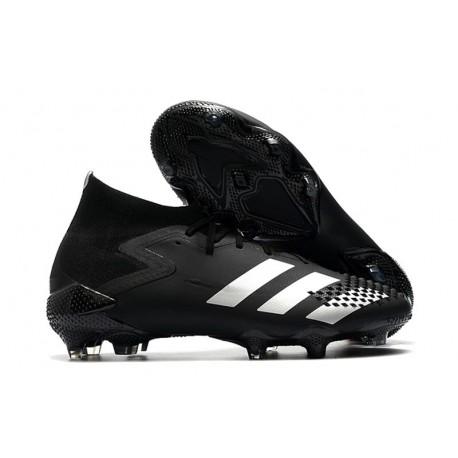adidas Predator Mutator 20.1 FG Shoes Black Silver