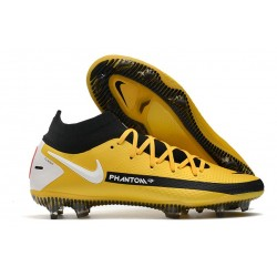 Nike Phantom GT Elite Dynamic Fit FG - Yellow Black White