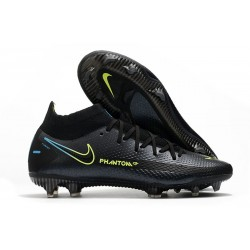 Nike Phantom GT Elite DF FG New 2021 Black Volt