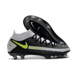 Nike Phantom GT Elite DF FG New 2021 Black Grey Volt