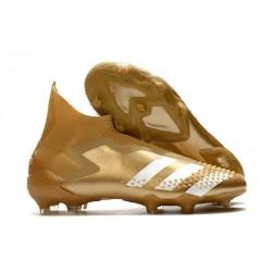 Adidas New Predator Mutator 20+ FG Gold White