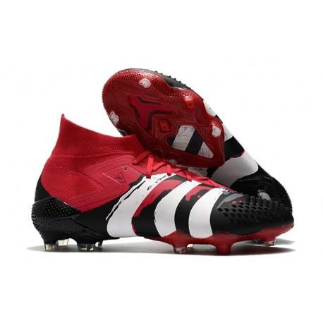 adidas Predator Mutator 20.1 FG Human Race x Pharrell Black Red White