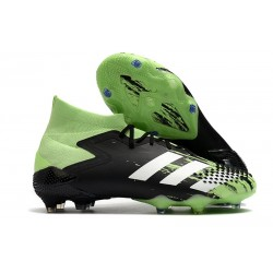 adidas Predator Mutator 20.1 FG Signal Green White Core Black