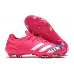 adidas Predator Mutator 20.1 Low Cut FG Pink White Blue