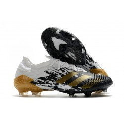 adidas Predator Mutator 20.1 Low Cut FG Inflight - White Gold Black