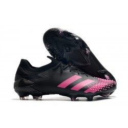 News adidas Predator Mutator 20.1 Low FG Black Pink