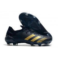 News adidas Predator Mutator 20.1 Low FG Black Gold