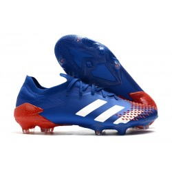 News adidas Predator Mutator 20.1 Low FG Blue White Red