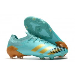 News adidas Predator Mutator 20.1 Low FG Blue Gold