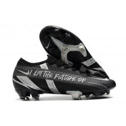 News Nike Mercurial Vapor 13 Elite FG - Future Black Silver