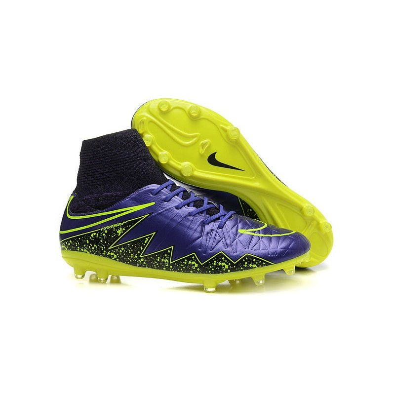 Neymar New Nike Hypervenom Phantom II FG Soccer Cleats Hyper Grape Black  Volt Maximize. Previous. Next f04e264d7