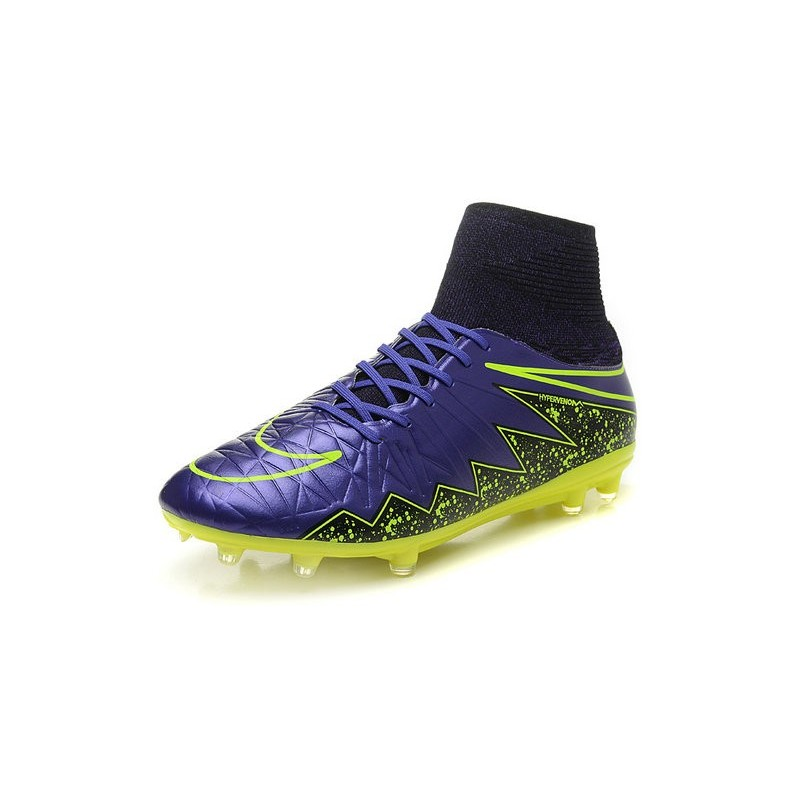 03b2c0e9c97c ... shop neymar new nike hypervenom phantom ii fg soccer cleats hyper grape  black volt c1a2c e5274