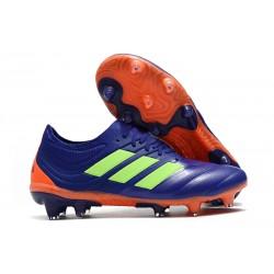 adidas Copa 19.1 FG News Soccer Shoes Purple Green
