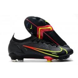 Nike Mercurial Vapor 14 Elite FG Shoes Black Cyber Off Noir