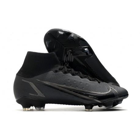 Nike Mercurial Superfly VIII Elite FG Black