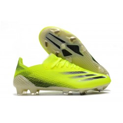 adidas X Ghosted.1 FG Solar Yellow Core Black