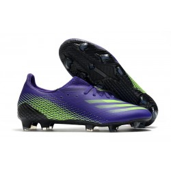 adidas X Ghosted.1 FG Energy Ink Signal Green