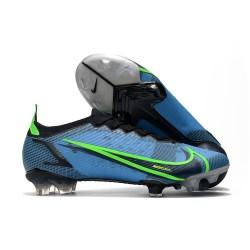 Nike Mercurial Vapor XIV Elite FG Blue Black Volt
