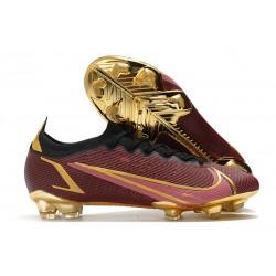 Nike Mercurial Vapor XIV Elite FG Red Gold