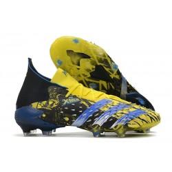 New adidas Predator Freak.1 FG X-Men Wolverine - Yellow Silver Black