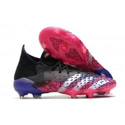 New adidas Predator Freak.1 FG Core Black White Shock Pink