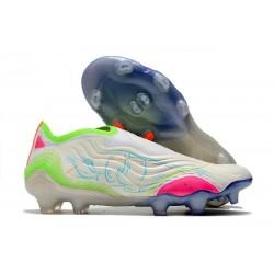 adidas Copa Sense+ FG Inner Life - Footwear White Solar Yellow Shock Pink LIMITED EDITION