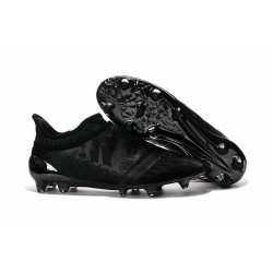 Top adidas X 16+ Purechaos FG Football Cleats Core Black